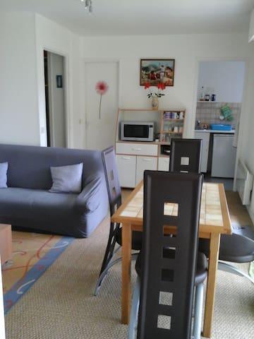 Appartement 2 pièces 32m2 - Trouville-sur-Mer - Wohnung