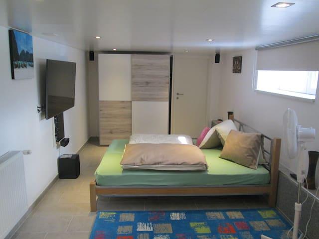 Moderne 1.5 ZH Studiowohnung! Neu! - Sankt Margrethen - Apartment