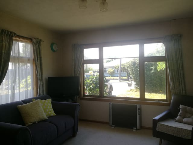 Friendly, cosy, close to the beach