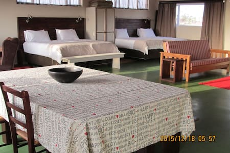 Spacious Loft Apartment - Swakopmund - Huoneisto