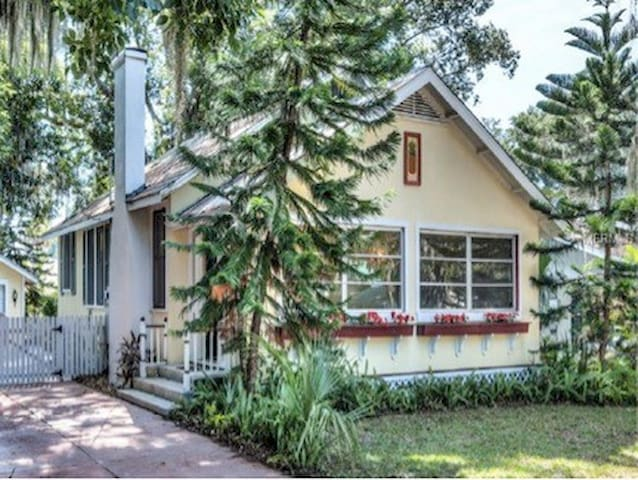 Charming In Town Bungalow - Mount Dora - Ev
