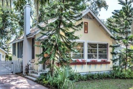 Charming In Town Bungalow - Mount Dora - Casa