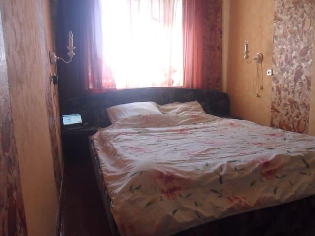 Уютная комната (с утренним солнцем) - Yekaterinburg - อพาร์ทเมนท์