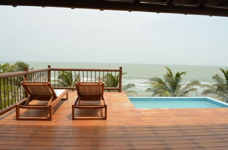 Paradise Home: Colombian Caribbean - Cartagena de Indias - 獨棟