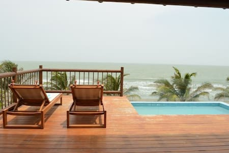 Paradise Home: Colombian Caribbean - Cartagena de Indias - House