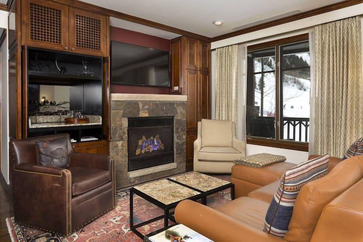 Aspen Colorado Ritz Carlton Highland Club 2BR