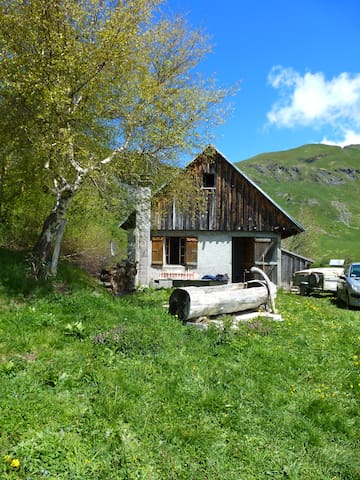 typical montain house at 1750 meter - Jarrier - Ev