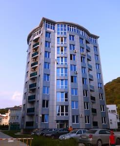 Однокомнатная квартира в Ольгинке - Olginka