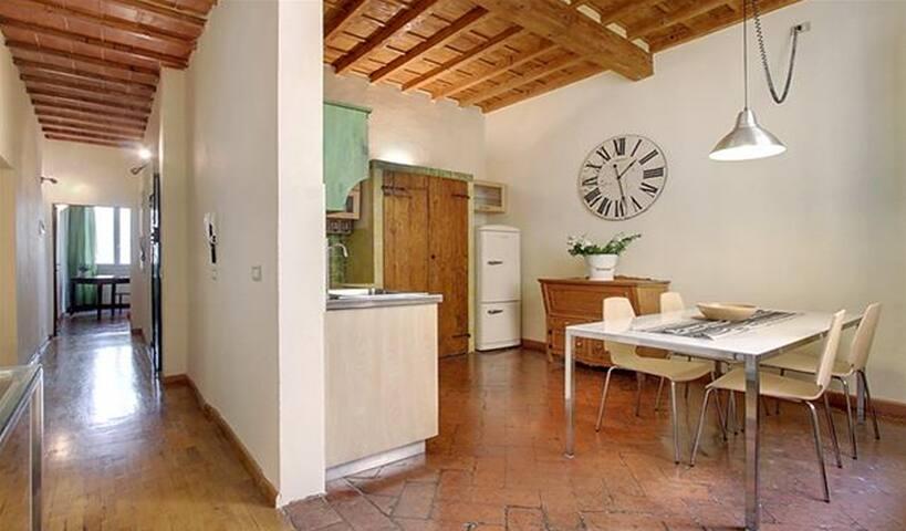 Tipico appartamento-centro storico - Florence - Leilighet