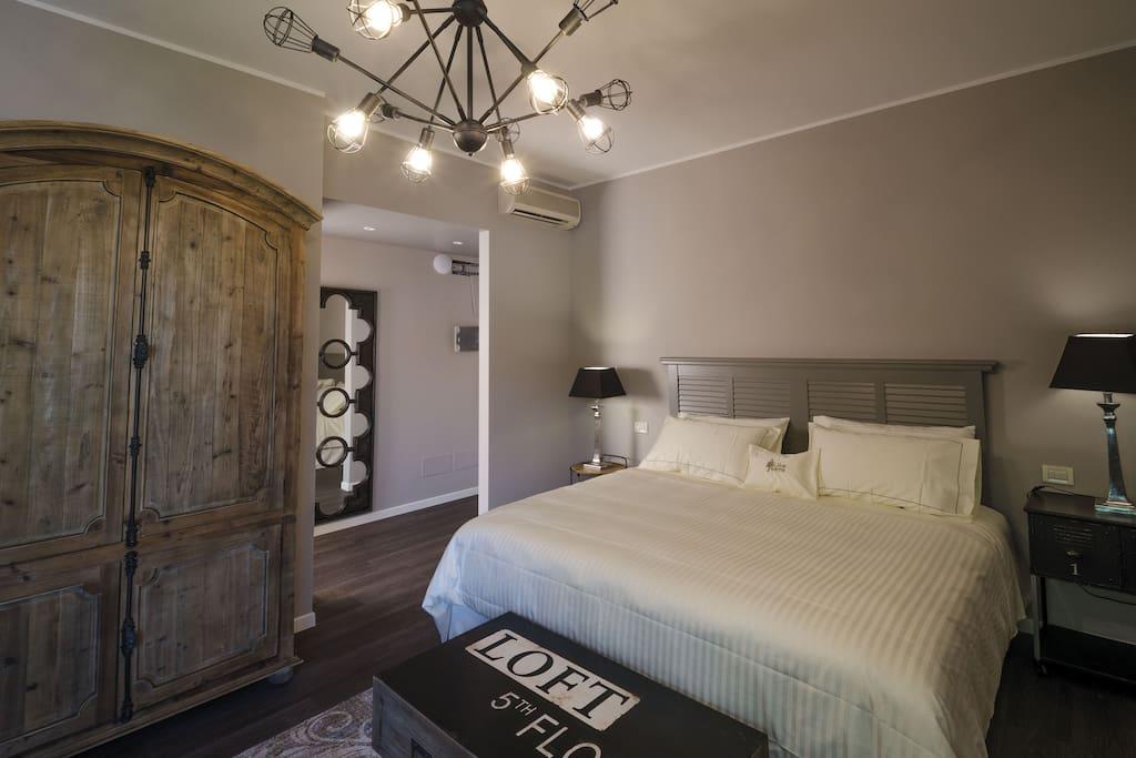 Elegante camera de luxe in villa chambres d 39 h tes for Chambre d hotes luxe