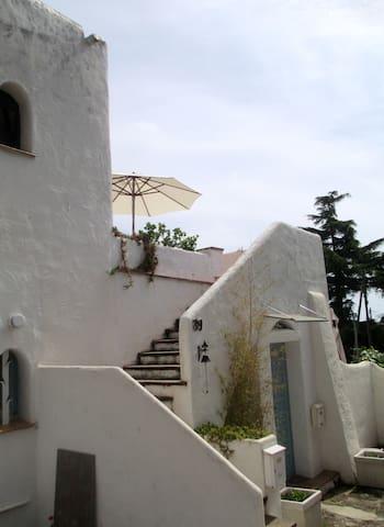 Casa-Apartamento Sant Feliu Gixols - Sant Amanç - Hus