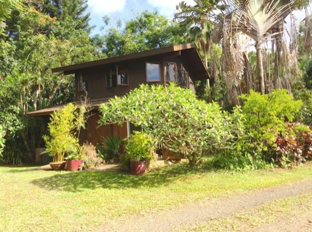 Pu'uwai Hemolele Guest Cottage - กิลัว - เกสต์เฮาส์