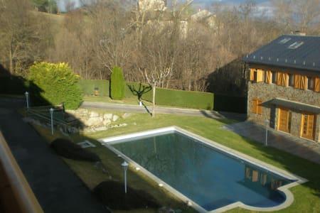 Apartamento duplex piscina Cerdanya - Queixans - Apartment