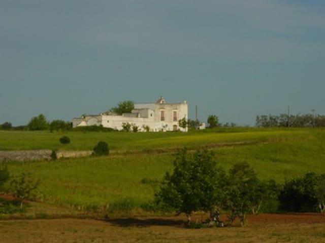Casolare_campagna_Puglia_Salento - Collepasso - Διαμέρισμα