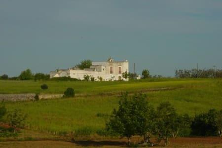 Casolare_campagna_Puglia_Salento - Collepasso