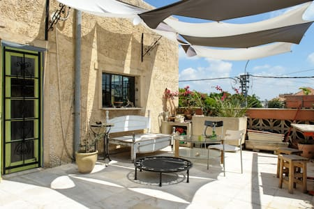 Artist RoofTop mini loft - Tel Aviv-Yafo