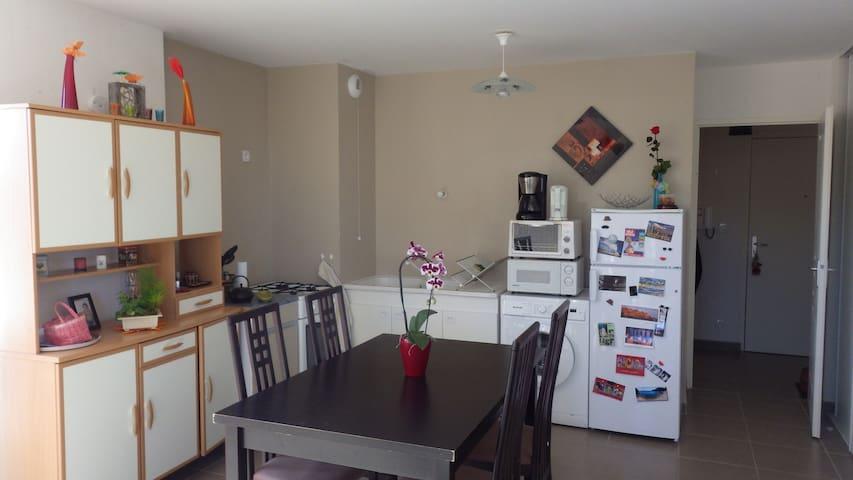 T2, Logement complet - Cruseilles - Appartement