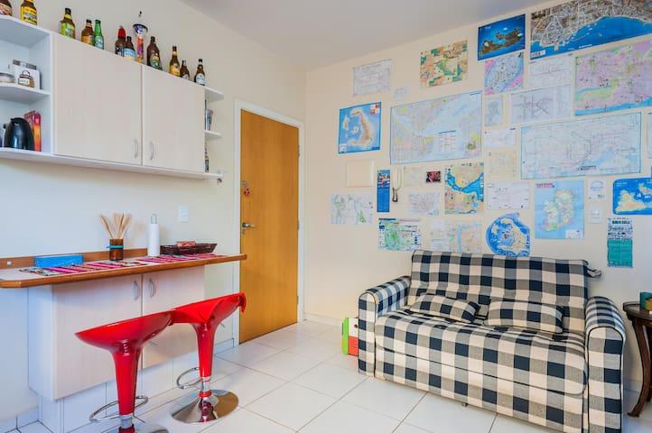 Duplex próximo à Unicamp! - Campinas - Apartamento