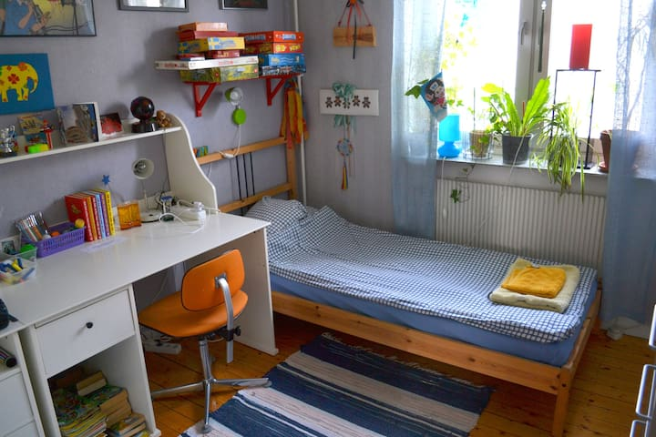 Small but cozy room in Gothenburg