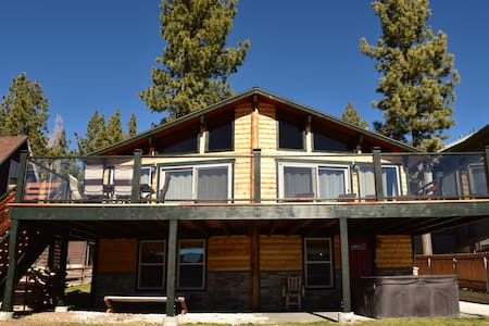 Blue Moon Lake Lodge - Big Bear - Fawnskin - Talo