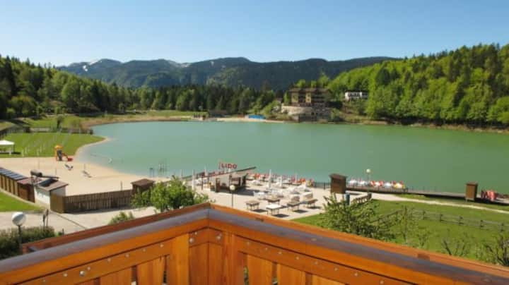 Appartamento vista Lago a  Lavarone