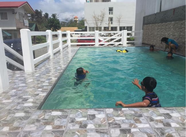 Sabang beach lofts with pool (inquire first) - Baler - Лофт