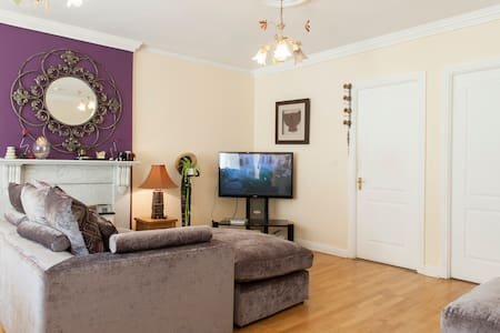 Cosy Apartment 20 minute drive to the airport - Castleknock - Apartment