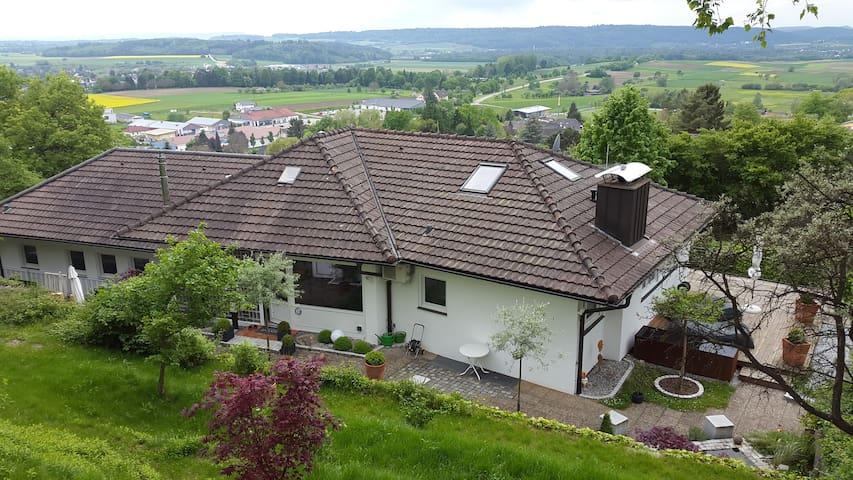Ferienwohnung Villa Rheingold - Gailingen am Hochrhein - Condominium