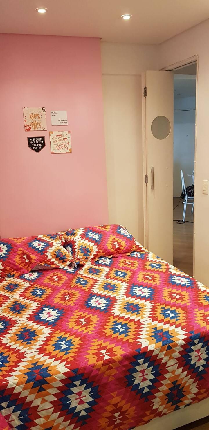 Apartamento em condomínio fechado  Raposo Tavares