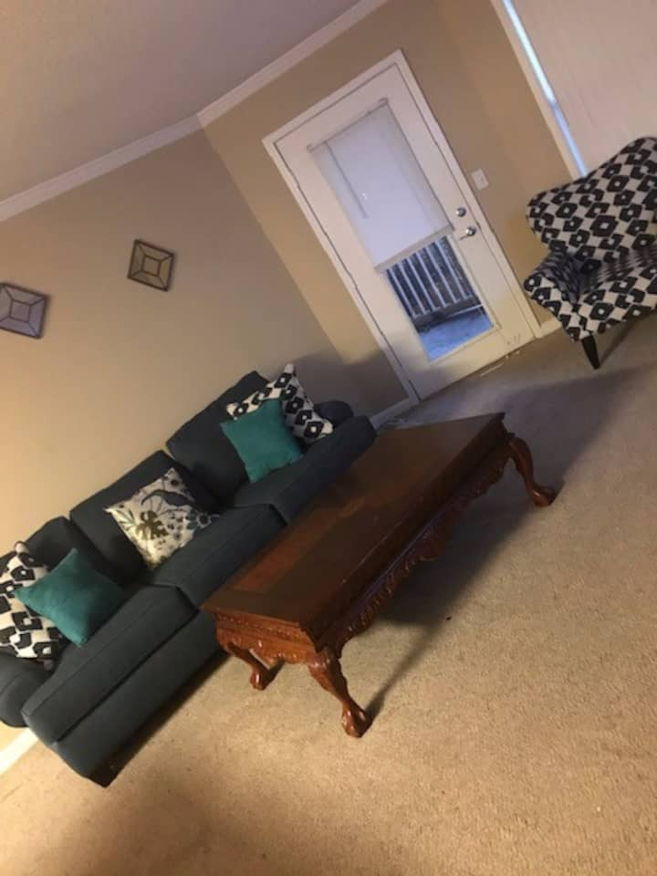 The Perfect Super Bowl One Bedroom Apartment