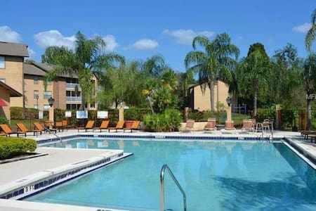 Quiet 2 bedroom condo in a tree-shaded setting. - 阿尔塔蒙特斯普林斯(Altamonte Springs) - 公寓