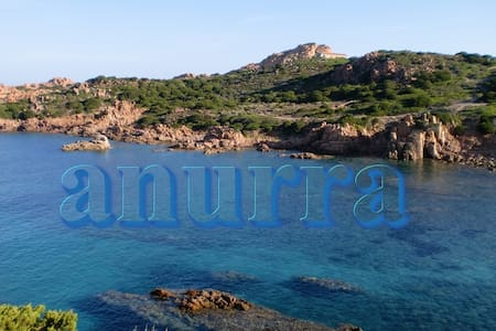 Sardinia:little villa breath-taking panorama - Isola Rossa