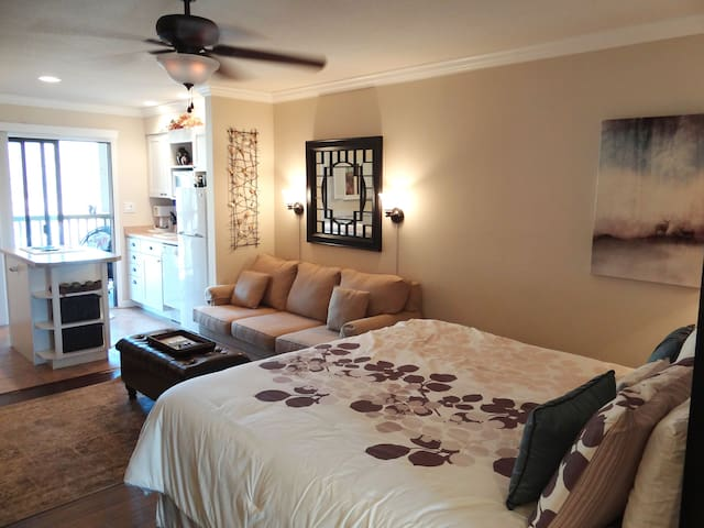 Lake Lure Resort Villa/Studio apt. - Lake Lure - Villa