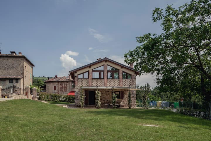 Country Villa, 30 min. from Bologna - Rioveggio, Monzuno - House