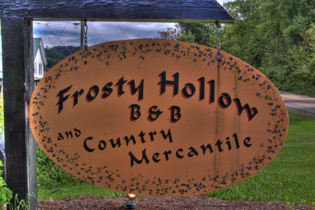 Welcome to Frosty Hollow!