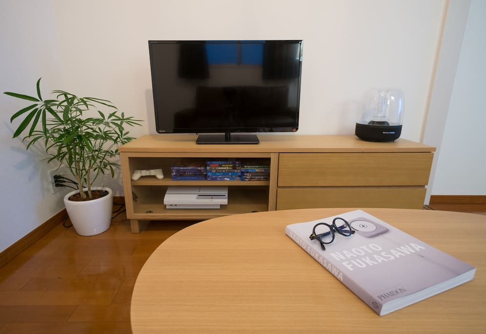 TV with playstation