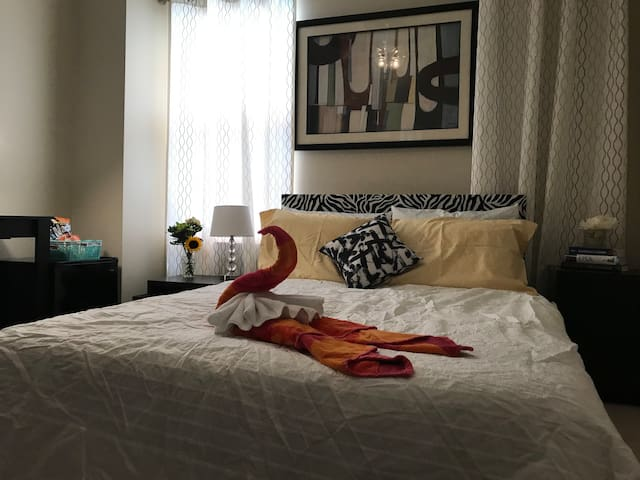 Private Cozy Room Lawrenceville/Duluth