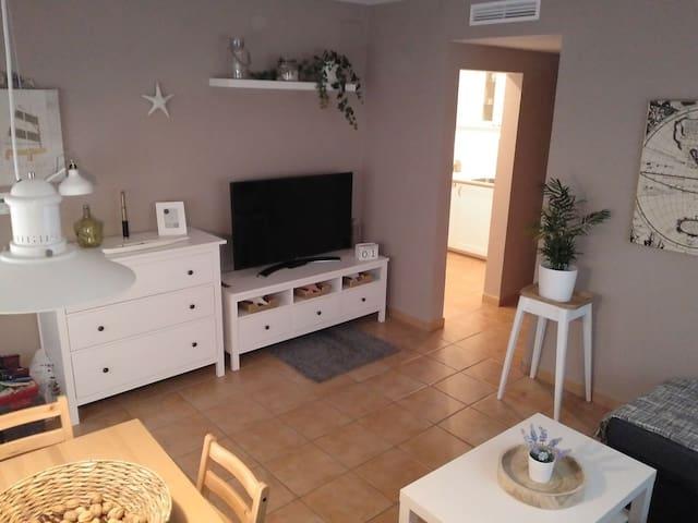 Apartamento nuevo en el centro histórico de Begur