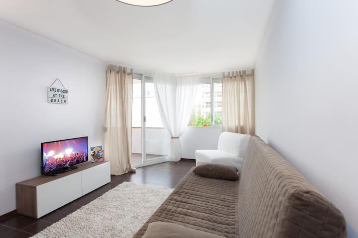 Apartment Del Mar 100 mts. to beach