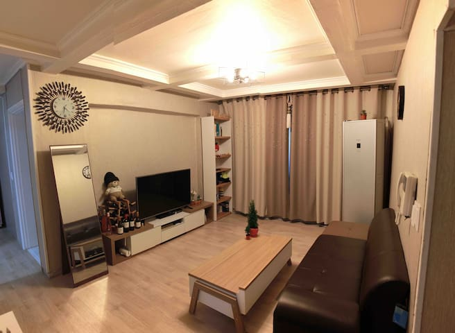 (share house, 2bedroom) yoeksam stn 10min FreeWifi