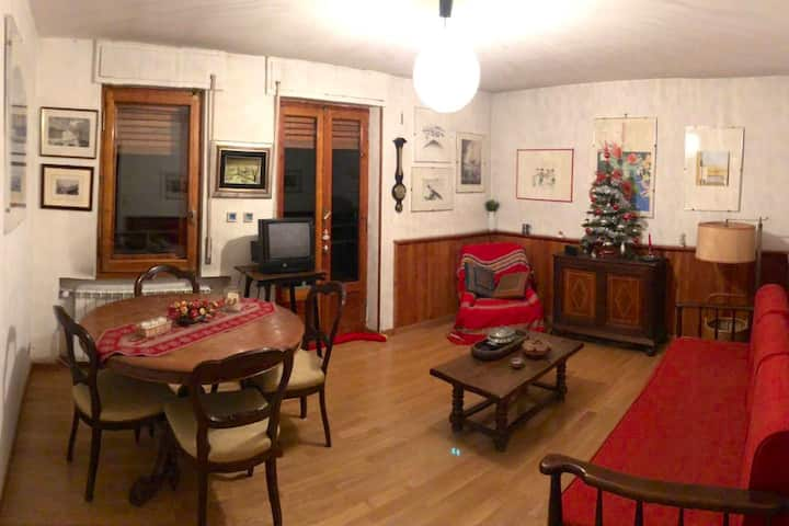 Cosy Alpine Apartment