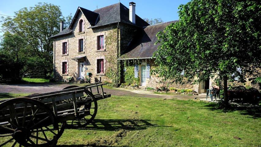 Domaine de la Clauzade - Saint-Germain-les-Vergnes - House