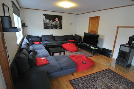 Central Apartment-perfect for nuart - Stavanger - Flat