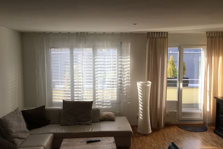 1 km von Basel - Binningen - Appartement en résidence