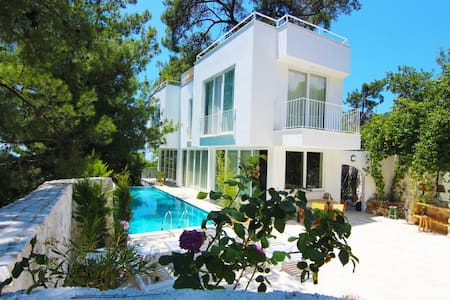 Kalkan Holiday Villa Private Pool