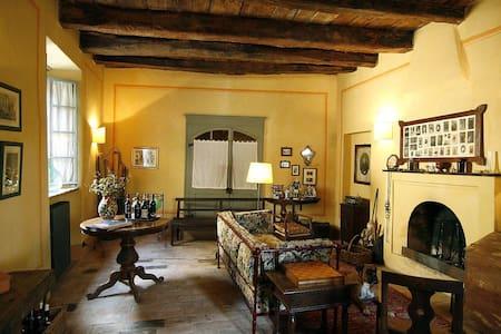 B&B Casa Visconti - colline dell'UNESCO-Monferrato - Mombaruzzo - 住宿加早餐