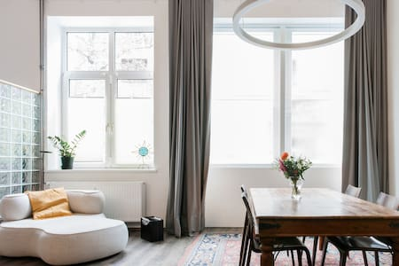 Modernes Loft mit einzigartigem Charme im Herzen Hamburgs