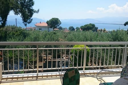 Relaxing holidays-panoramic view!
