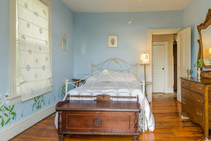 Charming Victorian Room in Richmond - Richmond