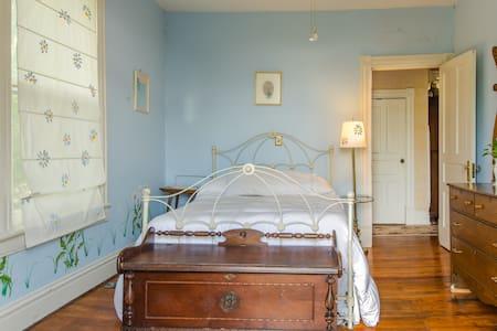 Charming Victorian Room in Richmond - Richmond - Talo